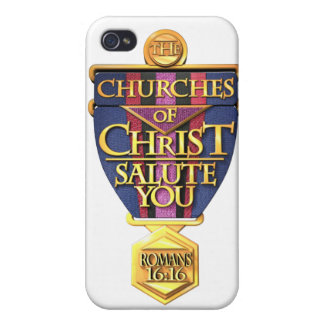 C.O.C. Salutes You iPhone 4 Cover