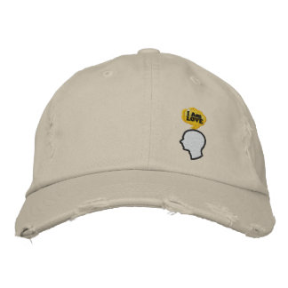 C S A Adjustable Hat Embroidered Hat