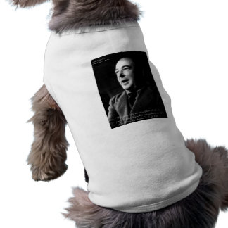 C.S. Lewis Love/Enchantments Love Quote Gifts Sleeveless Dog Shirt