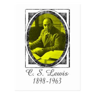C.S. Lewis Postcard