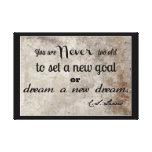 C. S. Lewis quote Gallery Wrap Canvas