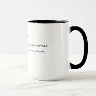 C Sharp Programmers Tea Mug