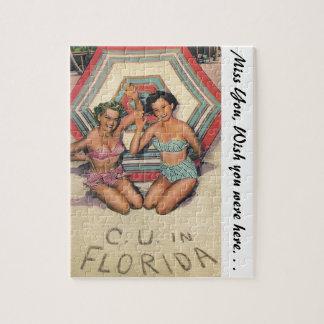 C U in FLORIDA Puzzles
