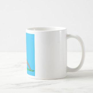 C Warrior Pose.jpg Basic White Mug