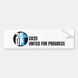 CA25UP Bumper Sticker