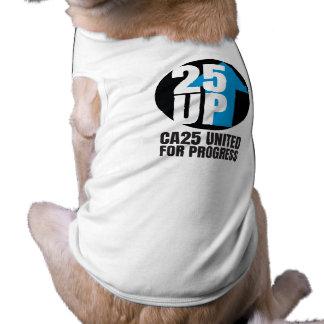 CA25UP Dog Tank Shirt