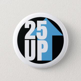CA25UP Round Button