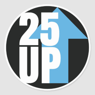 CA25UP Stickers