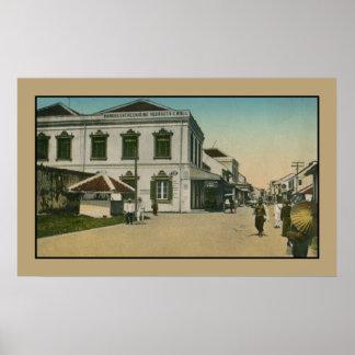 Ca 1900 Pekodjan Samarang Java Posters