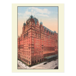 ca 1915 Waldorf Astoria Hotel Postcard