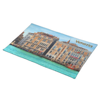 Ca' Giustinian and Bauer Il Palazzo Place Mat