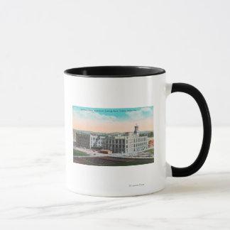 CA Raisin Association Packing Plant Mug