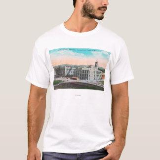 CA Raisin Association Packing Plant T-Shirt