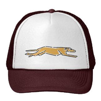 CA- Running Greyhound Hat