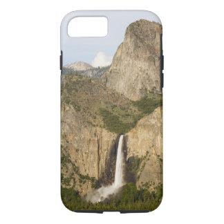 CA, Yosemite NP, Bridalveil Falls iPhone 8/7 Case