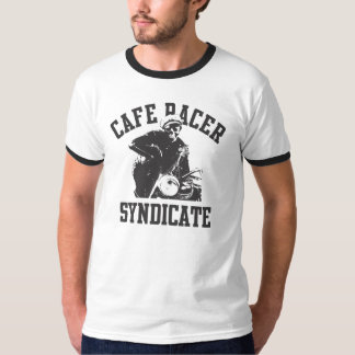 Caafe Racer Syndicate T-Shirt