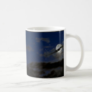 CAAS Cheshire Cat Moon coffee Mug