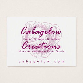 Cabagelow Creations Cabbage Logo Promo