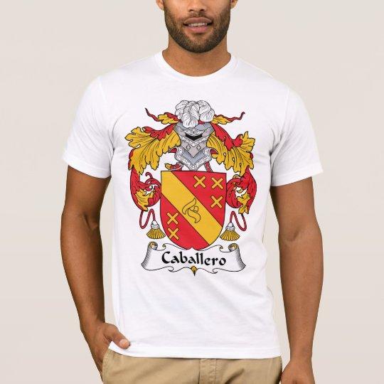 Caballero Family Crest T-Shirt