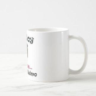 Caballo Bufiao Basic White Mug