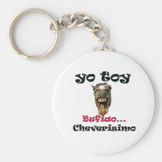 Caballo Bufiao Keychains
