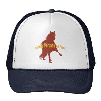 Caballo Peruano de Paso Rust Trucker Hats