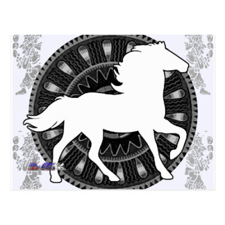 caballo PRODUCTS POST CARD