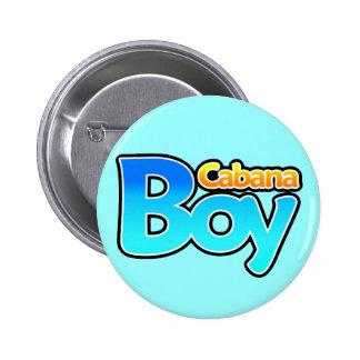 Cabana Boy 6 Cm Round Badge