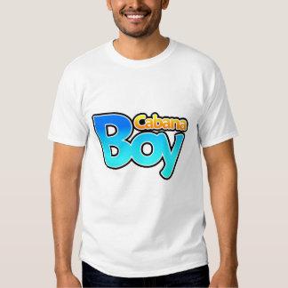 Cabana Boy Pool Tees