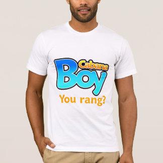 Cabana Boy You Rang? T-Shirt