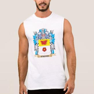 Cabana Coat of Arms - Family Crest Sleeveless Tees