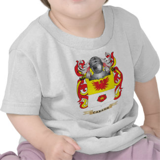 Cabana Coat of Arms (Family Crest) Tees