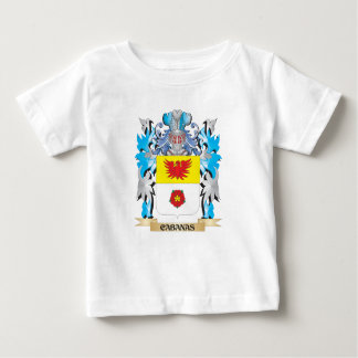 Cabanas Coat of Arms - Family Crest T-shirt