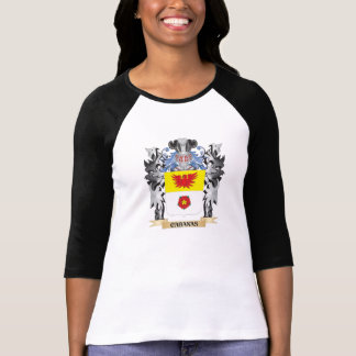 Cabanas Coat of Arms - Family Crest T-shirts