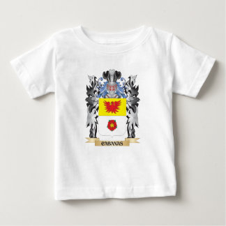 Cabanas Coat of Arms - Family Crest Tshirt