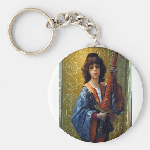 Cabanel Alexandre Paige Key Chains