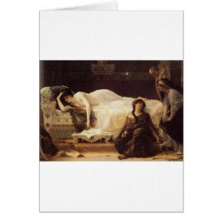 Cabanel Alexandre Phedre 1880 Greeting Card