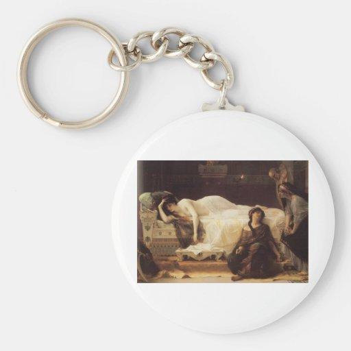 Cabanel Alexandre Phedre 1880 Keychains