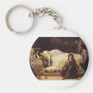 Cabanel Alexandre Phedre 1880 Basic Round Button Key Ring