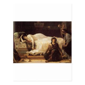 Cabanel Alexandre Phedre 1880 Postcard