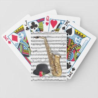 Cabaret Bicycle Playing Cards