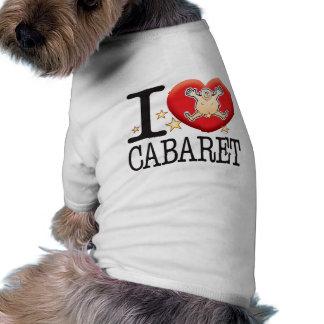 Cabaret Love Man Shirt