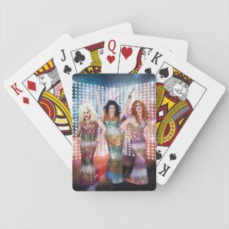 Cabaret Moulin deck Poker Deck