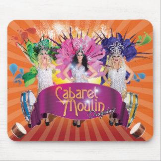Cabaret Moulin Mouse Mat