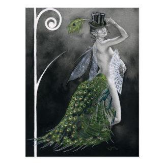 Cabaret Postcard