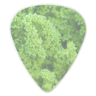 cabbage white delrin guitar pick