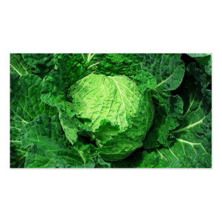 Cabbage Farm & Market Pack Of Standard Business Cards