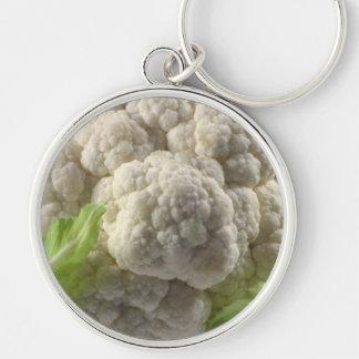 """Cabbage Large (2.125"""") Premium Round Keychain"""