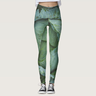 Cabbage leggings