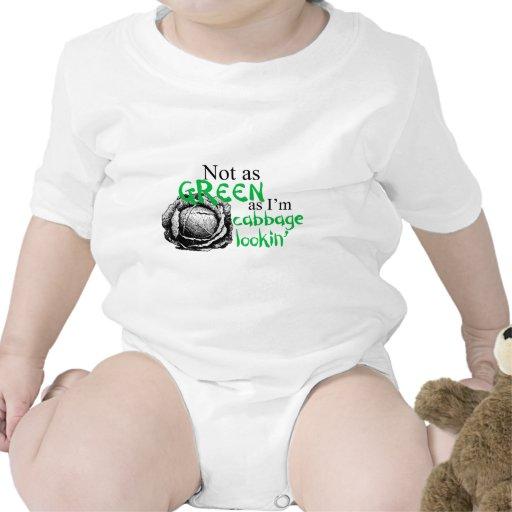 Cabbage Lookin' Baby Creeper